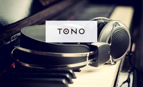 Nettsider for TONO