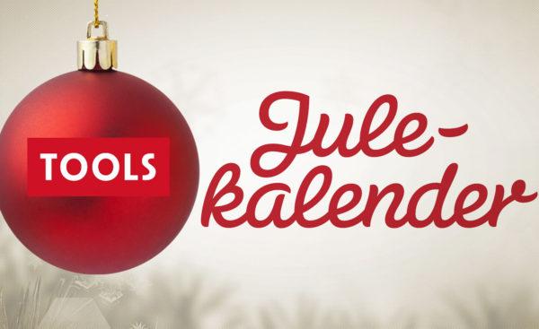 Julekalender TOOLS