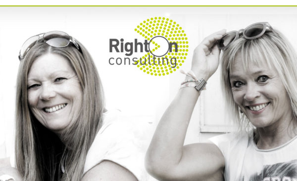 Nettsider for RightOnConsulting